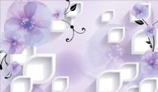 浮雕花花藤背景墻圖片
