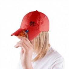 帽子樣機圖片