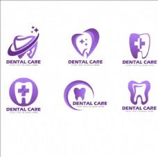 口腔牙齿logo设计图片