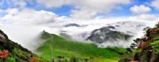 廣西賀州姑婆山旅游高清攝影圖圖片