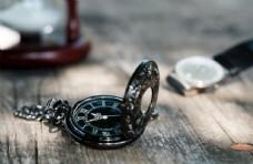 怀表手表时间怀旧图片