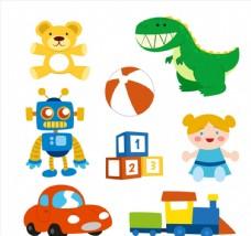 可愛兒童玩具圖片