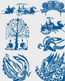 古代纹饰图片