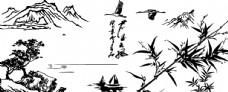 硅藻泥矢量图图片