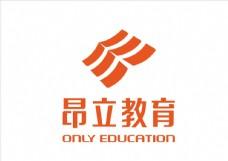 昴立教育logo图片