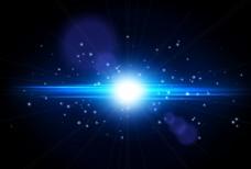 粒子光效背景图片