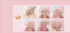 精灵童话系列芭比爱儿童相册模板图片