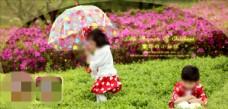新版宝宝幼儿少年相册模板图片