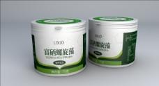 包装设计螺旋藻图片