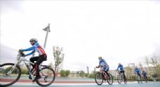 自行车骑手