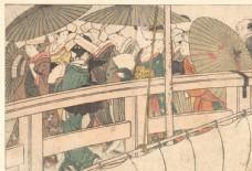 喜多川歌麿版画图片
