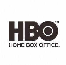 HBO电视网logo图片