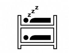 双人床图片