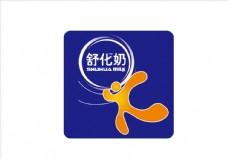 舒化奶logo图片