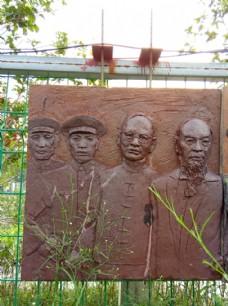 人物雕塑艺术图片