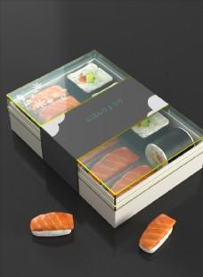 餐盒样机图片