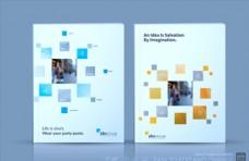 商务画册封面图片