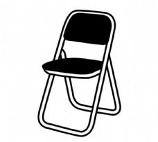 折叠椅图片