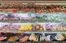 超市水果图片