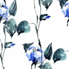 水彩花卉圖片