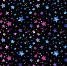 夜空星星圖片