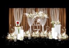 韩式婚礼图片