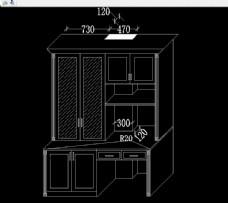 全屋定制家具设计图片