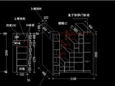楼梯柜设计图片
