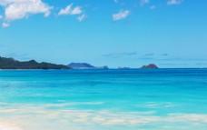 夏威夷瓦胡岛美丽的风景图片