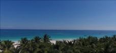 湛蓝的海边