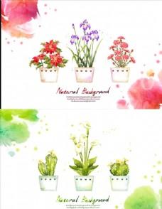 PSD分层创意花纹素材图片