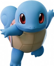 神奇宝贝杰尼龟图片