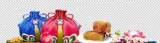 荷包月饼中秋图片