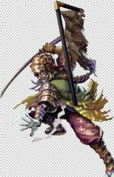 武将游戏人物高清图图片