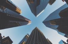 城市建筑摄影图片