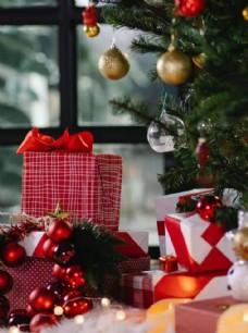 圣诞树图片礼物