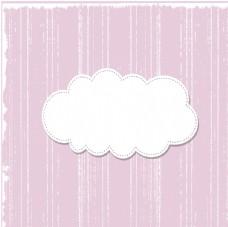 白云云朵图片