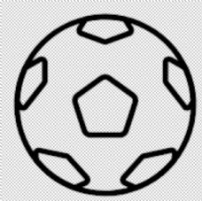 足球ico图标图片