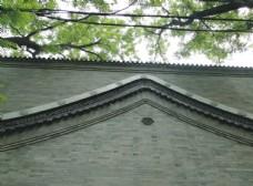 中国风院墙图片