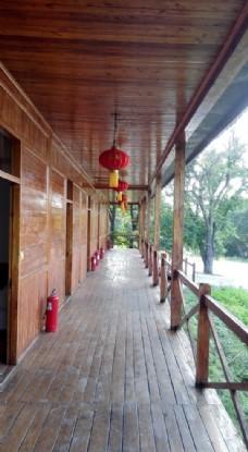 木板房图片