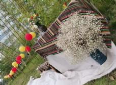 小清新婚礼图片