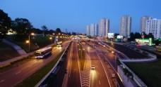 都市公路图片