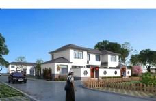 新农村住宅图片