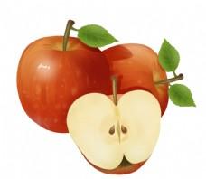 苹果素材图片