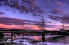 现代桥梁图片