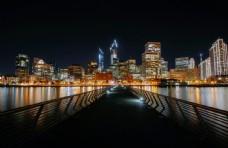 都市天桥图片