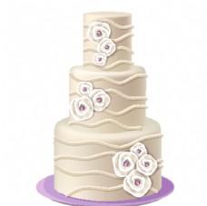 矢量蛋糕图片