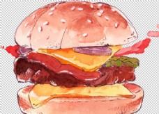 汉堡包图片