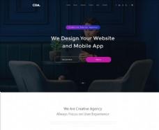 网页设计CDA图片
