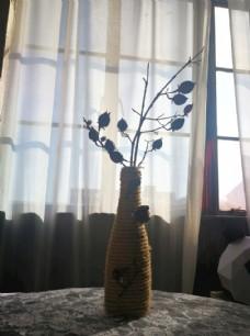 孤独的花瓶图片